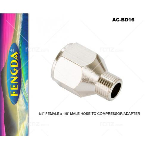 Fengda - Adaptor For AC Guns 1/4
