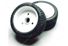 Tamiya - Sport Tyre Set (56mm) One Pair image