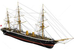 Billing - 1/100 HMS Warrior Boat Kit  image