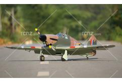"VQ Model - Hawker Hurricane ""Battle of Britain"" EP/GP 60 Size ARF image"