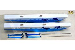 VQ Model - Floats 46-60 Size - White Dolphin image