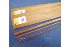 "Midwest - Walnut Strip 24"" 1/16SQ (30 pcs)  image"