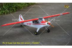 VQ Model - Piper PA-18 Super Cub GP 30cc ARF Kit - 2.7m Wingspan image