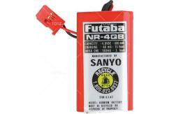 Futaba - NR4QB 4.8V Square Pack Ni-Cd Battery image
