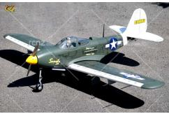 VQ Model - P-39 Air Cobra EP/GP 46 Size ARF image