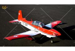 VQ Model - Pilatus PC-7 Swiss Version EP/GP 46 Size ARF Kit image