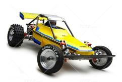 Kyosho - 1/10 Scorpion 2WD Buggy Kit image