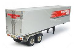 Tamiya - 1/14 Box Semi Trailer Kit image