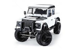 Double Eagle - 1/8 Land Rover Defender D110 Crawler RTR - White  image