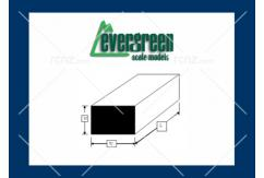 Evergreen - Styrene Strip 0.40mmx0.50mm (10 pcs) image