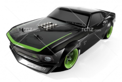 HPI - 1/10 RS4 S3 '1969 Ford Mustang' Readyset image