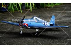 VQ Model - F6F Hellcat EP/GP 46 Size ARF Kit image