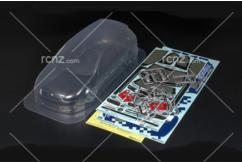Tamiya - 1/10 VW Golf GTI Cup Body Parts Set image