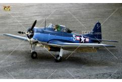 VQ Model - Dauntless SBD-5 EP/GP 30cc Size ARF image