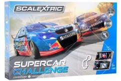 Scalextric - 1/32 Supercar Challenge Slot Car Set image