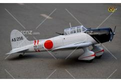 "VQ Model - Aichi D3A1 ""Val"" EP/GP 46 Size ARF Kit image"
