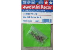 Tamiya - Mini 4WD Screw Set B image