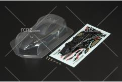 Tamiya - Mini 4WD Torcruiser Body Set(Clear Polycarbonate) image