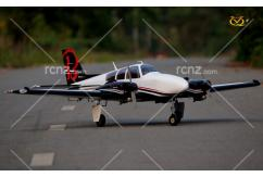 VQ Model - Beechcraft Baron EP/GP Twin 35 Size ARF image
