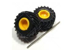 Tamiya - Off Road Tyres (Pair) image