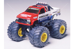 Tamiya - 1/32  Nissan King Cab Junior Mini 4WD image