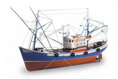 Artesania - 1/40 Carmen II Fishing Boat Wooden Kit image