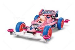Tamiya - 1/32 Pig Racer (Super-II Chassis) Mini 4WD image