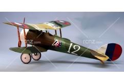 "Dumas - Nieuport 28 35"" Wingspan (RC Capable) image"