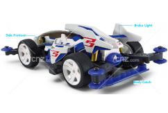 Tamiya - 1/32 Shooting Proud Star (MA Chassis) Mini 4WD image