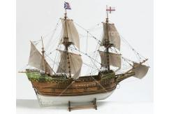 Billing - 1/60 Mayflower Boat Kit image