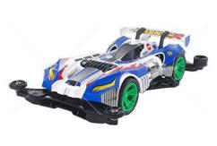 Tamiya - 1/32 Mini 4WD Great Magnum R (FM-A Chassis) Kit image