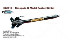 Estes - Renegade-D Tall Size Kit image