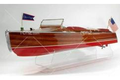 "Dumas - 1930 Chris-Craft Runabout 36"" Boat Kit image"