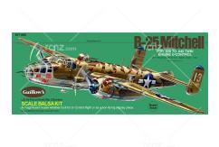 Guillow's - B-25 Mitchell Balsa Kit image