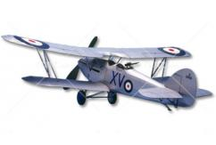 West Wings - Hawker Hart Balsa Wood Kit image