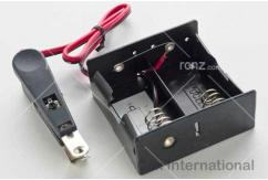 Cox - Starter Battery Box with Clip image