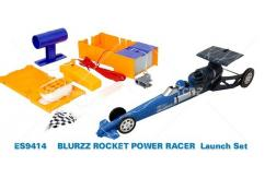 Estes - Blurzz Rocket Power Racer Dragster Set image