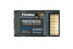 Futaba - R2006GS 6-Channel S-FHSS Receiver 6J image