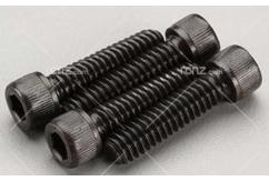 Dubro - 1/4-20 x 1 Socket Headscrews ( 4 pcs) image