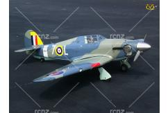 VQ Model - Hawker Hurricane EP/GP 46 Size ARF image