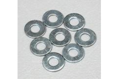 Dubro - No.4 Flat Washer (8)  image