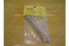 SAB - Brass Rod 70mm UNC 1/8 2 Pce image