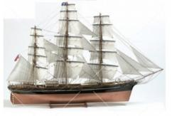 Billing - 1/75 Cutty Sark Kit image