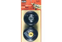 Dubro - J3 Cub Wheels 1/5 Threadlite  image
