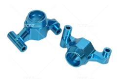 3Racing - TT-01 Aluminum Rear Hub Carrier (0 Degree) image