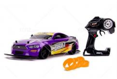 Jada - 1/10 2018 Ford Mustang GT R/C Drift Car RTR Complete image