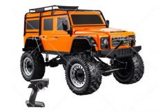 Double Eagle - 1/8 Land Rover Defender Rock Crawler RTR - Orange image