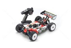 Kyosho - 1/8 Inferno MP9 TKi4 4WD GP Readyset image