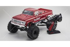 Kyosho - 1/8 Mad Crusher GP RTR - Red image
