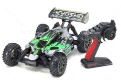 Kyosho - 1/8 Inferno Neo 3.0 VE 4WD EP Readyset - Green image